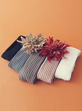 林波纹裤袜