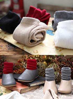 基本保暖袜