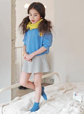 "<font color=#4bb999>* 2017年JKIDS S / S *</font> <br>伊莎贝尔裙子<br> <font color=""#9f9f9f"">*每日可爱,动感十足的裙子* <br> *在任何一种什么样的衣服!*</font>"