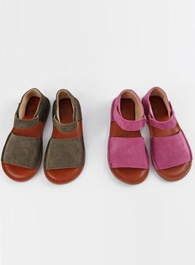 <font color=#4bb999>* 2017年JKIDS *</font> <br>宽皮凉鞋