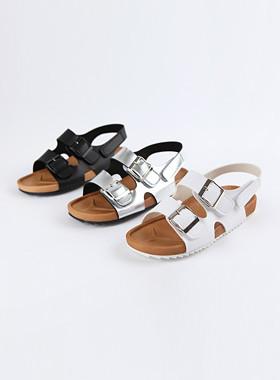 <font color=#4bb999>* 2017年JKIDS *</font> <br>斯特拉扣凉鞋