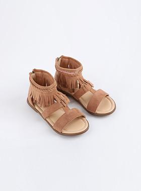 <font color=#4bb999>* 2017年JKIDS *</font> <br>高切缘凉鞋