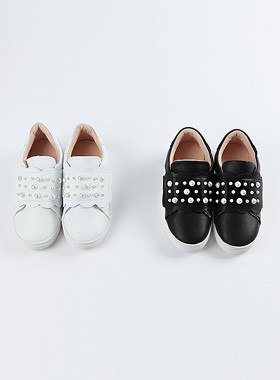 <font color=#edb200>* 2017年JKIDS *</font> <br>珍珠鞋