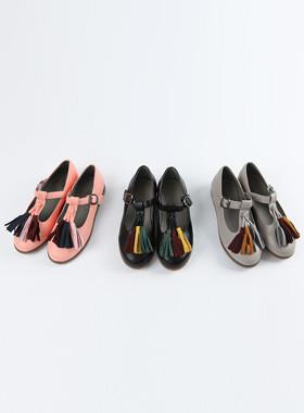 <font color=#edb200>* 2017年JKIDS *</font> <br>博尼塔平底鞋