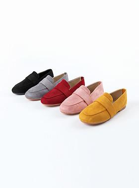 <font color=#edb200>* 2017年JKIDS *</font> <br>麂皮平底鞋