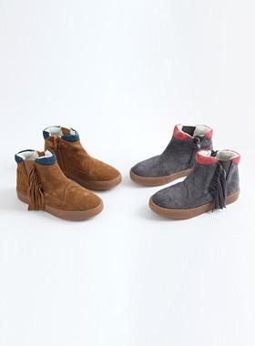 <font color=#edb200>* 2017年JKIDS *</font> <br>糖neotpeo筒靴
