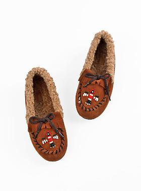 <font color=#edb200>* 2017年JKIDS *</font> <br>摩卡binpeo鞋