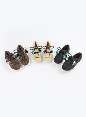 <font color=#edb200>* 2017年JKIDS *</font> <br> Ppogeulyi翻牌运动鞋