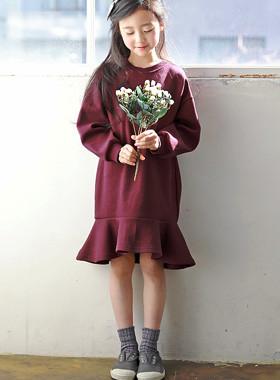"""罗马喇叭裙<br> <font color=""""#9f9f9f"""">*漂亮的女孩是那件衣服!* <br> *女*每天看</font>"""