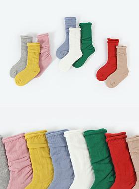 Tenten彩色石头袜子