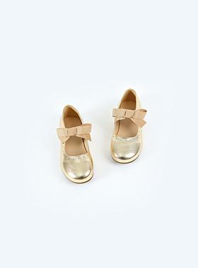 戈尔迪丝带平底鞋