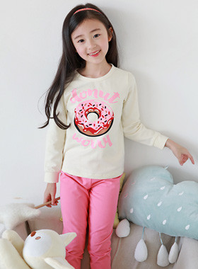 甜甜圈睡袍