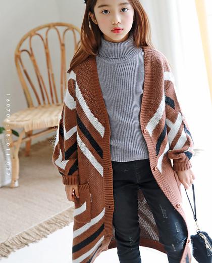 "Primi Angora针织外套<br> <font color=""#9f9f9f"">*情绪丰满的长连衣裙* <br>温暖的80与羊毛和温暖与混合率的羊毛20!</font>"