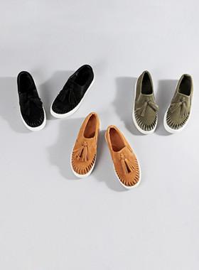 巧克力运动鞋