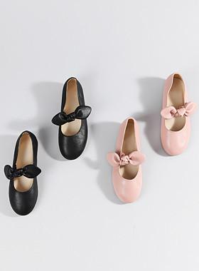 Rocha丝带平底鞋
