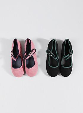 Lara Nubin平底鞋