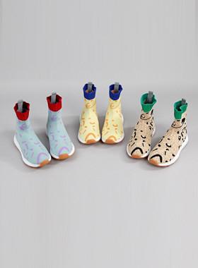 迷彩运动鞋