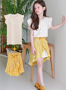 夏季连衣裙套装