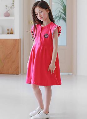 Tassle Wing连衣裙