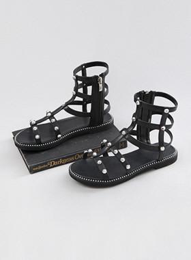 Stud Strap凉鞋