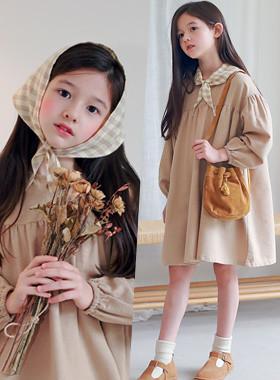 Sandy小礼服(围巾SET)