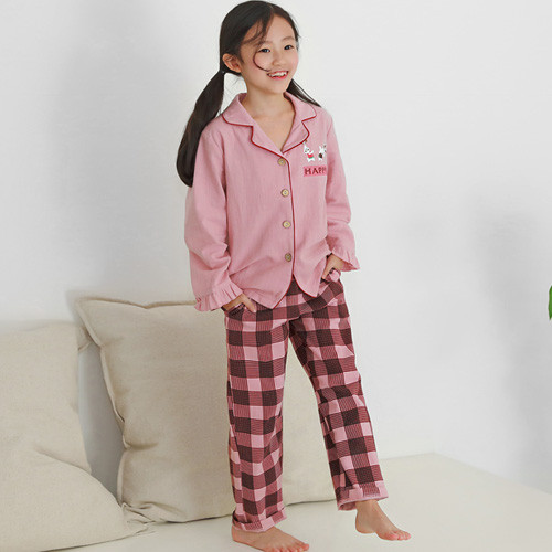 快乐兔子睡衣套装