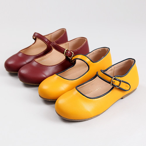 Clara Mary Jane鞋子